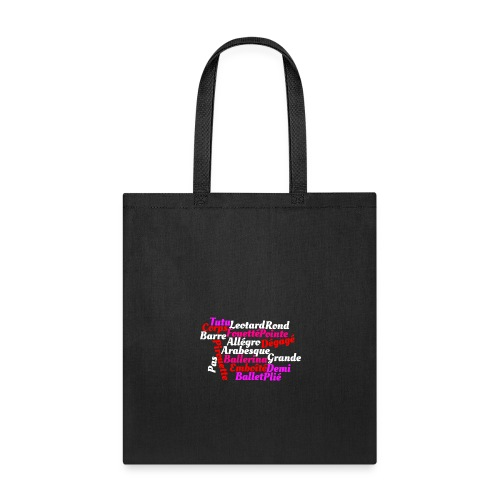 Ballet Art - Tote Bag