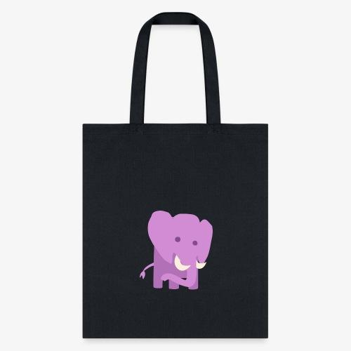 Elephant - Tote Bag