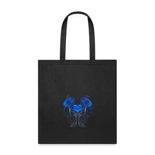 Winged Heart - Tote Bag