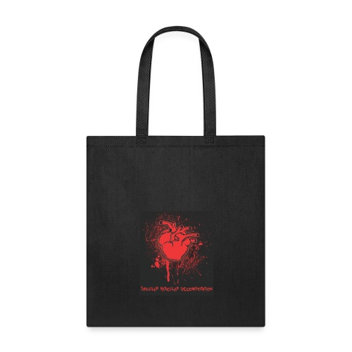 Singular Vascular Decomposition - Tote Bag