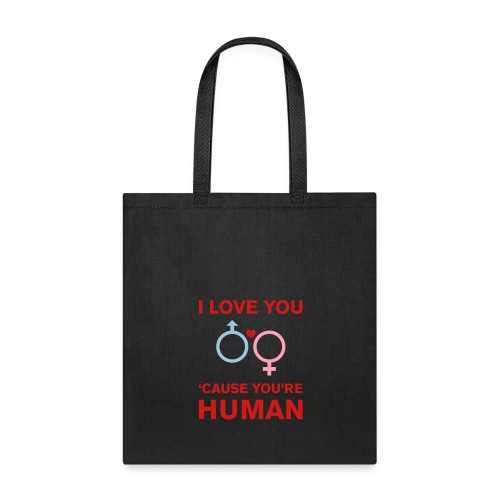 Loving Humans 2 - Tote Bag