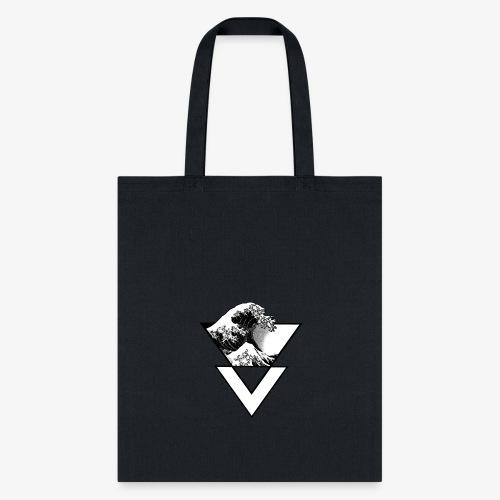 Kujira Wave - Tote Bag