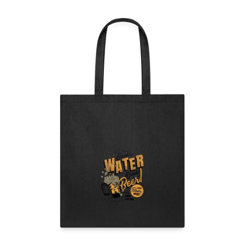 drinking - Tote Bag