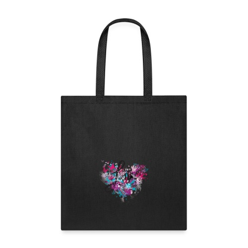 Love Printed T-shirt - Tote Bag