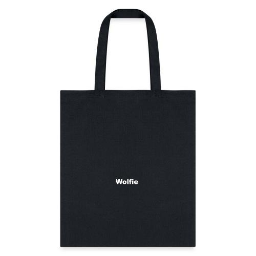 Wolfie Shirt - Tote Bag