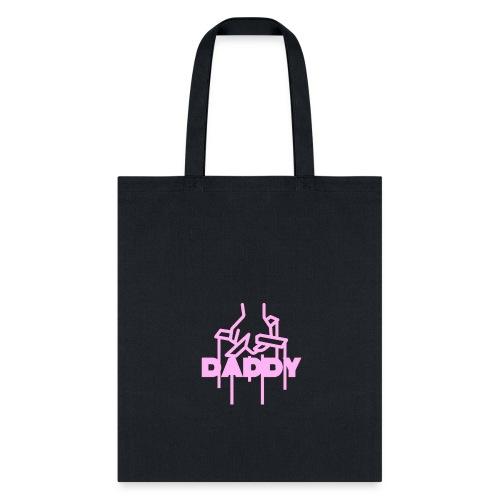 DaddyPink - Tote Bag