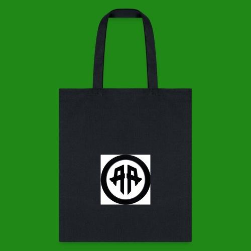 YT Logo B inside - Tote Bag