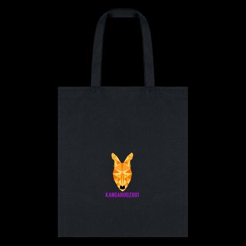 Kangaroozoo1 Logo & Name - Tote Bag