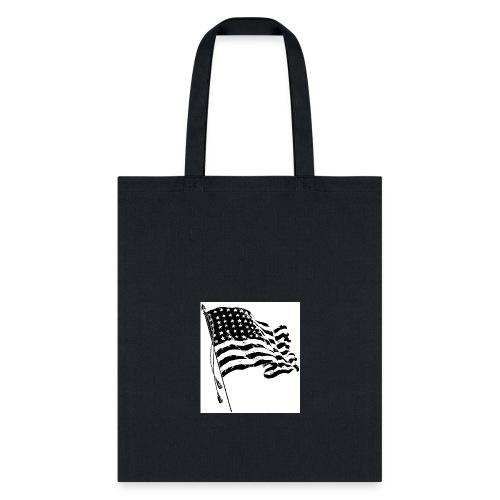 ALL AMERICAN - Tote Bag