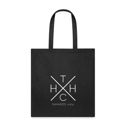 X Symbol - Savages Only - Tote Bag