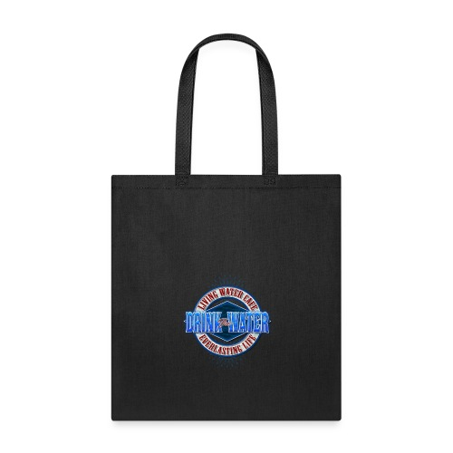 Living Water Cafe - Tote Bag