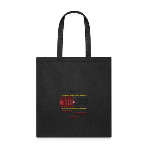 TheWolfsWorld Merch - Tote Bag