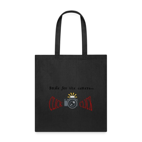 Smile for the camera - Tote Bag