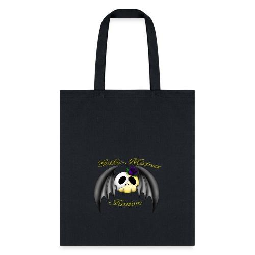 Gothic Mistress Fantom Logo - Tote Bag