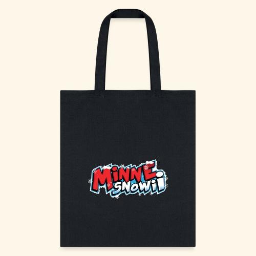 MinneSnowii Official Logo1 Web - Tote Bag