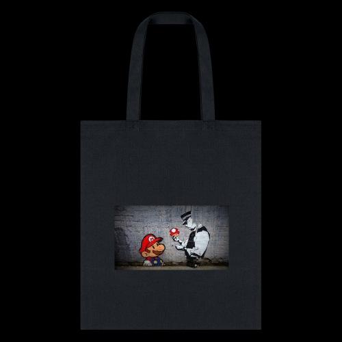 static street art - Tote Bag