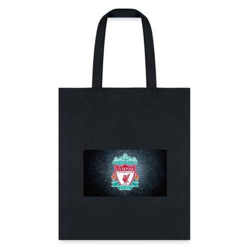 liverpool shirt - Tote Bag