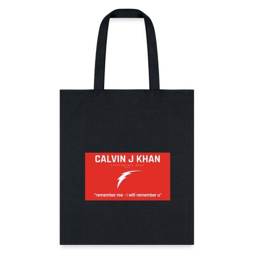 calvin logo 12 - Tote Bag