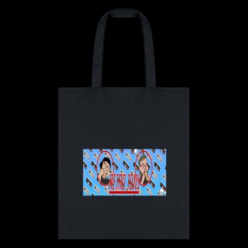 Retro Tony - Tote Bag