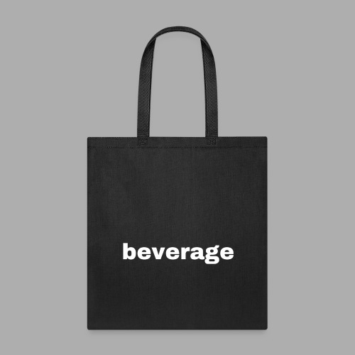 beverage - Tote Bag