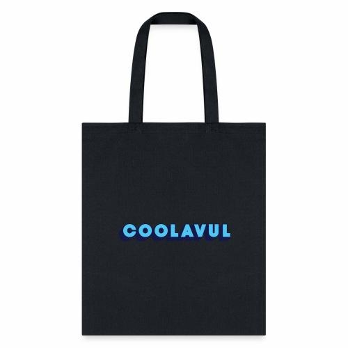 coolavulFunkyBlue - Tote Bag