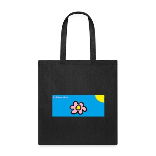 flower time - Tote Bag