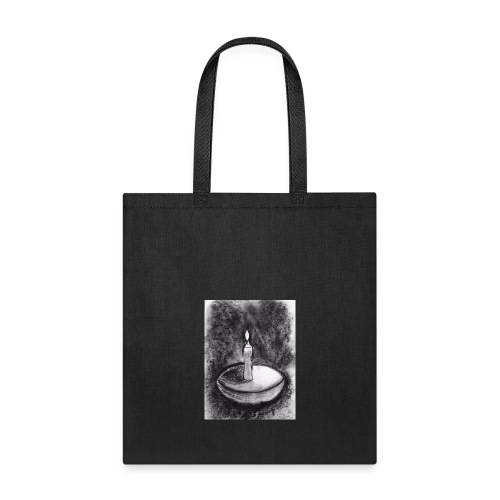 Candle light - Tote Bag