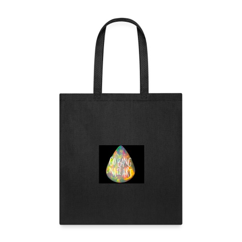 Go Bang Nail Art - Tote Bag