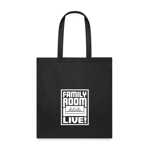 Family Room Live! - Tote Bag