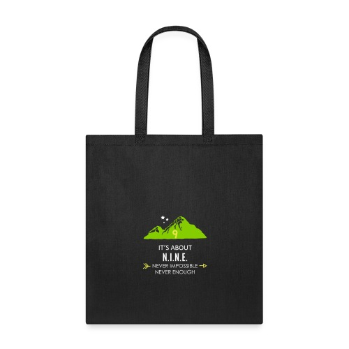 Design Mountain NEW - Tote Bag