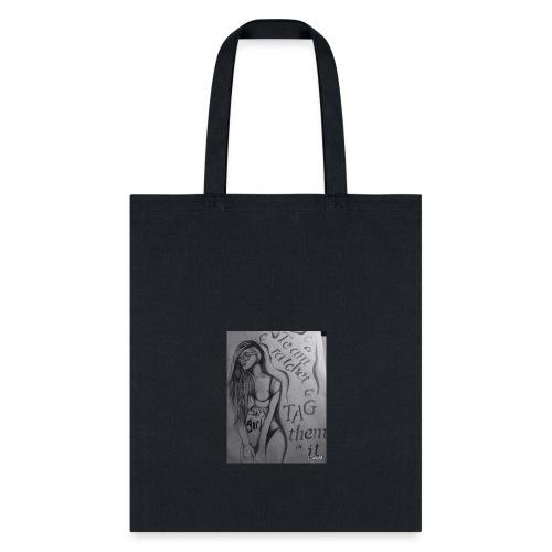 *254*Hood* - Tote Bag