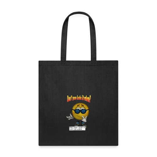 Lost For Words - Tote Bag