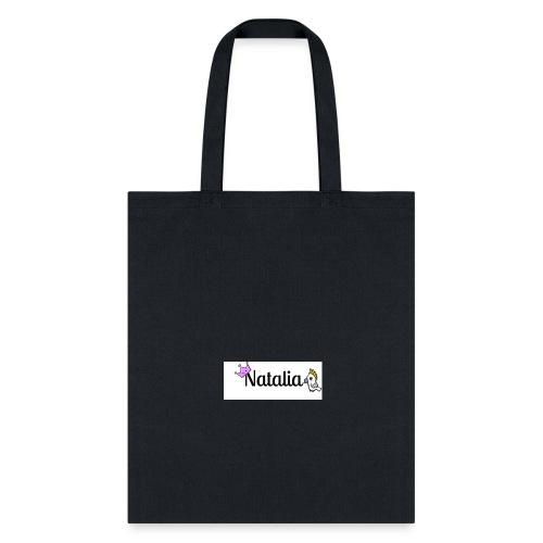 Natalia merch - Tote Bag