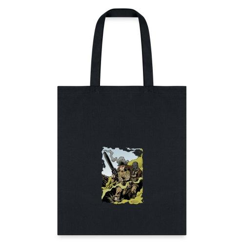 No Man's Land - Tote Bag