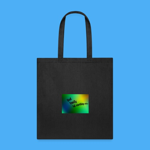 God Family And Everything Else - Tote Bag