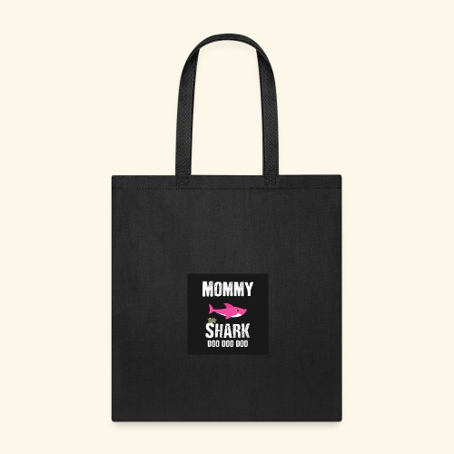 Mommy shark - Tote Bag
