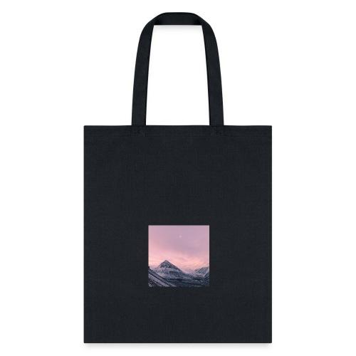 unique mountain landscape - Tote Bag