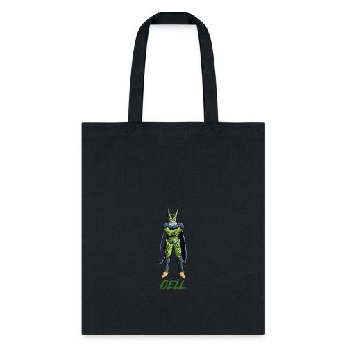 Cell Dragon Ball - Tote Bag