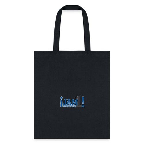 Jam1 Productions & Services LLC Online LogoSpanish - Tote Bag