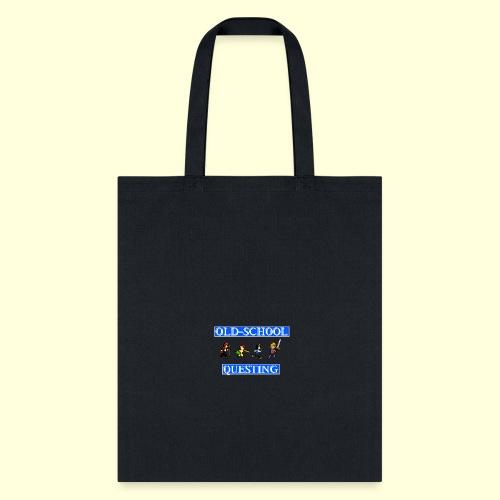 Old School Questing - Tote Bag