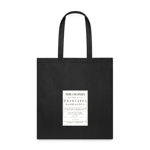Principia - Tote Bag