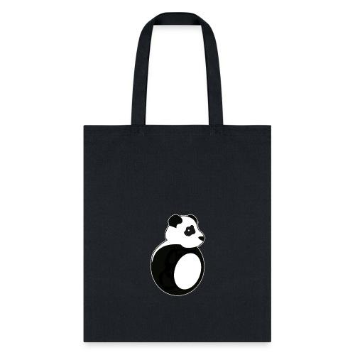 Tan Panda - Tote Bag