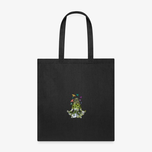 I'm not ignoring you, finding inner peace - Tote Bag
