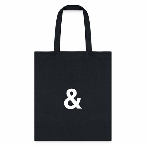 Ampersand funny tshirt - Tote Bag