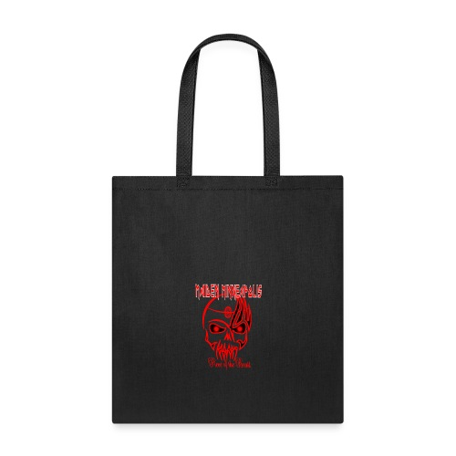 Heddy Piece of the Beast 14 copy - Tote Bag