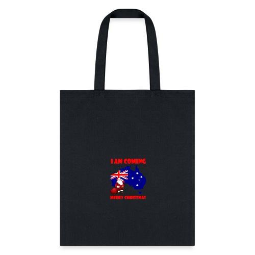 MERRY CHRISTMASh - Tote Bag
