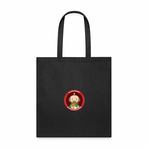 St. Jude Logo - English - Tote Bag