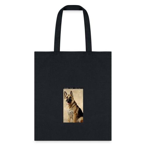 German Shepard - Tote Bag