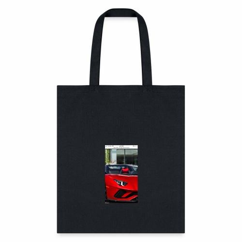 Lambogina - Tote Bag