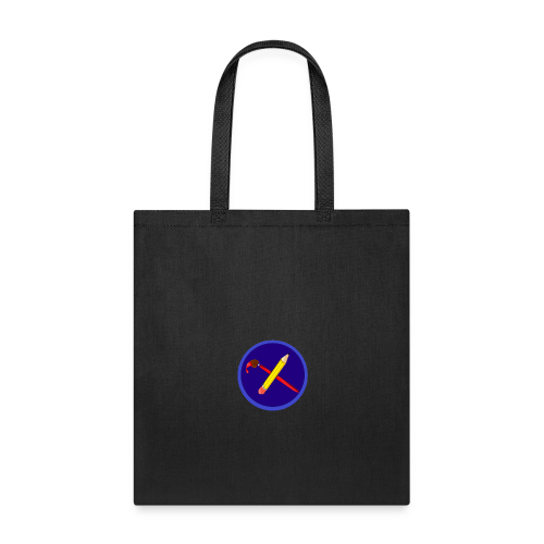 creative playing logo - Tote Bag